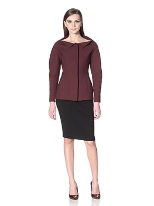 Versus Women's Jacket (Burgundy)