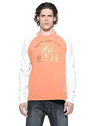 Datch Camiseta Manga Larga (Naranja)