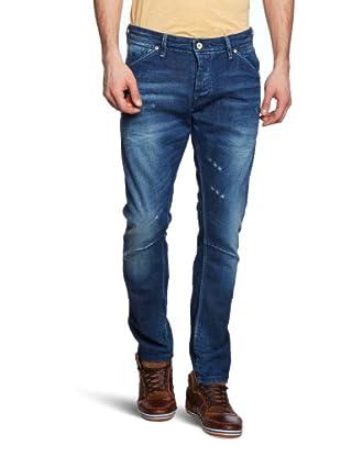 Scotch & Soda Jeans Duke Souvenir (Denim Blue)