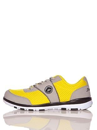 J´hayber Zapatillas Running Rastel (Amarillo)