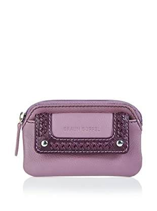 Braun Büffel Schlüsseletui (Purple)