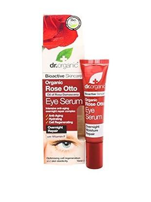 Dr Organic Siero Contorno Occhi Rose Otto 15 ml