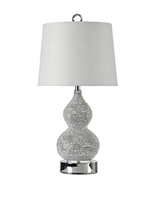 StyleCraft Poly Table Lamp, Marlow