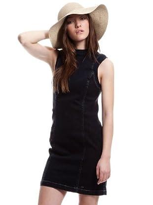 Lee Vestido Twiggy (azul oscuro)