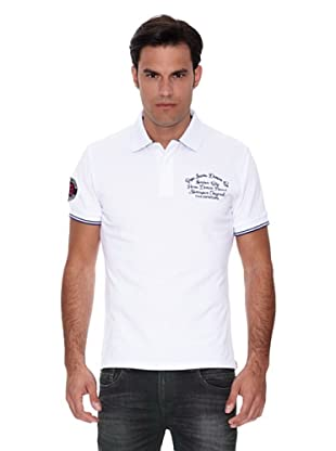Pepe Jeans London Polo Pasquale (Blanco)