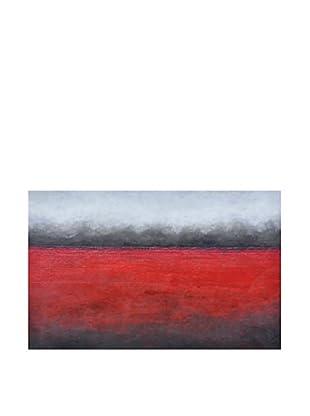 Sunpan Red Horizon Art