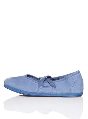 Za-patitos Bailarinas All Day (Azul)