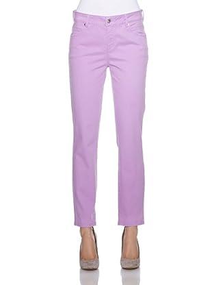 Rosner Jeans Anny Pipe (Violett)