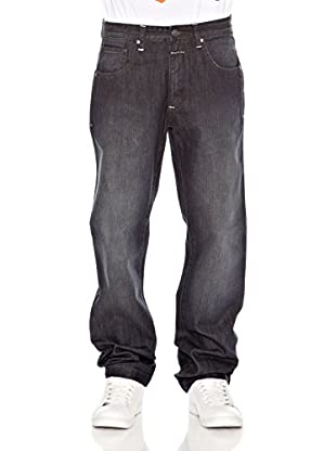 Grimey Wear Jeans Grimey (Negro)
