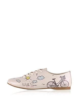 Dogo Oxford Love Way (Creme)
