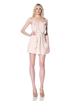 Parker Women's Two Ruffle Dress (Blush)