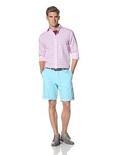 Scott James Men's Bruno Shirt (Rose)