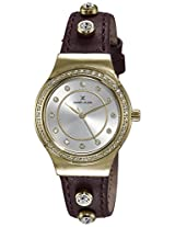 Daniel Klein Analog Silver Dial Women's Watch - DK10712-1