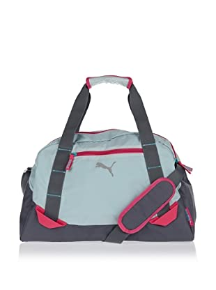 PUMA Fitness Sports Duffle (pearl blue/turbulence)