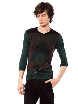 Custo Camiseta Holly (Negro)
