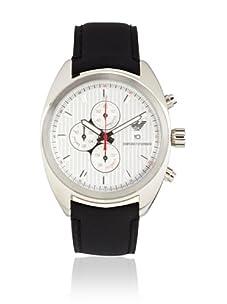 Emporio Armani Men's AR5911 Casual Silver Dial Watch