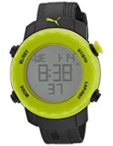Puma Digital Grey Dial Unisex Watch - PU911031002