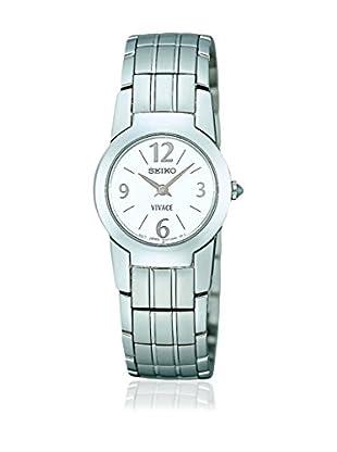 SEIKO Reloj de cuarzo Unisex SUJ277 44 mm