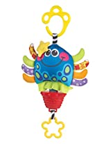 Playgro Muscial Pullstring Octopus (Multicolor)