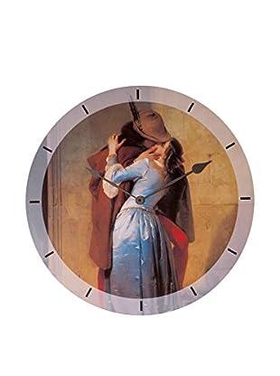 Artopweb Reloj De Pared Hayez The Kiss