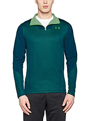 Under Armour Camiseta Manga Larga Ua Cgi Raid Fitted 1/4 Zip