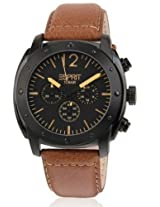 Esprit Chronograph Black Dial Men's Watch - ES106391003-N