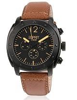Esprit Chronograph Black Dial Men's Watch - ES106391003-N