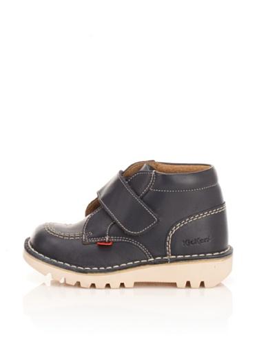 Kickers Kid's Krafty Boot (Toddler/Little Kid) (Marine)