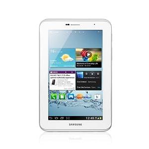 Samsung Galaxy Tab 2 P3100 (WiFi, 3G, Voice Calling), White