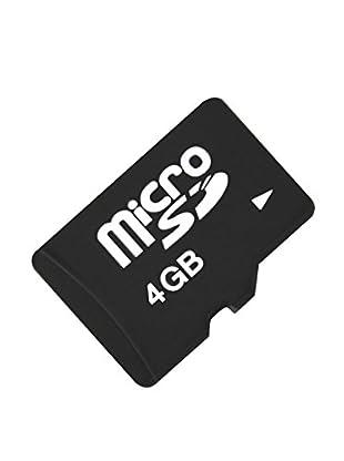 Unotec Tarjeta Microsd De 4GB Clase 4