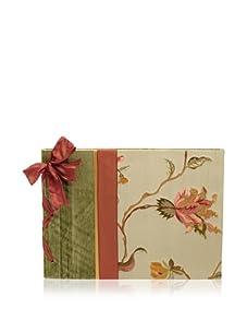 Molly West Aqua Blossom - Large Paper Album, Aqua