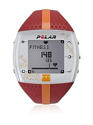 Polar Pulsómetro Fitness & Cross-Training Ft7 (Rojo / Naranja)