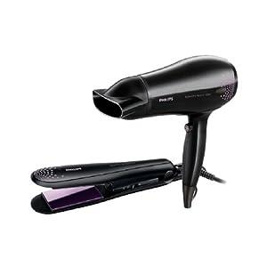 Philips HP8299 Hair Dryer and Straightener