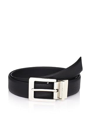 Michael Kors Men's Reversible Belt (Black)