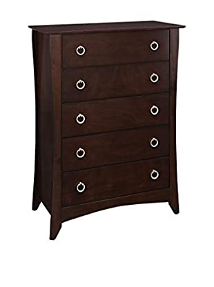 Modway Elizabeth Chest, Cappuccino