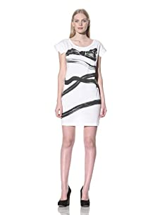 See by Chloé Women's Bow Dress (White)