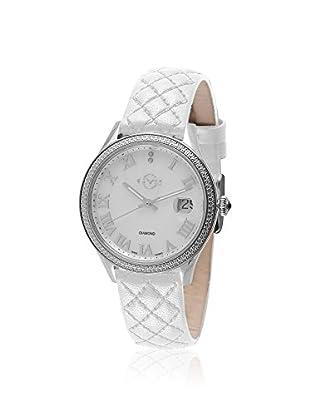 GV2 by Gevril Women's 1800 Asti Analog Display Swiss Quartz White Watch