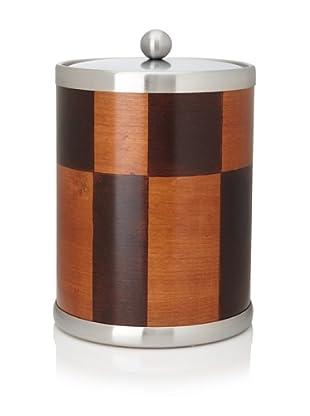 Kraftware American Artisan Ice Bucket (Cherry/Walnut)