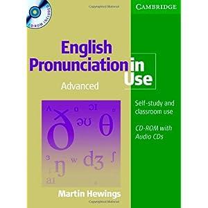 【クリックでお店のこの商品のページへ】English Pronunciation in Use Advanced Book with Answers, 5 Audio CDs and CD-ROM [ペーパーバック]