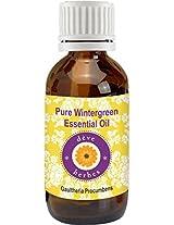 Wintergreen Essential Oil(100ml) - Gaultheria Procumbens