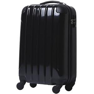超軽量・TSAロック搭載・半鏡面仕上げ(3~5泊対応)小型スーツケース
