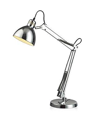 Artistic Lighting Ingelside Desk Lamp, Chrome