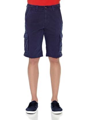 Carrera Jeans Bermuda Tasconi (Azul)