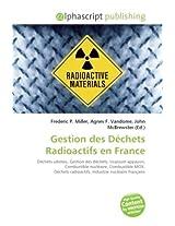 Gestion Des Dchets Radioactifs En France