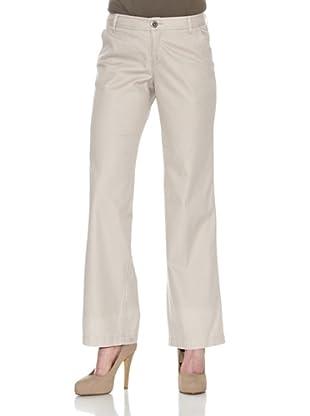 Jackpot Pantalone Alba (Ecrù)