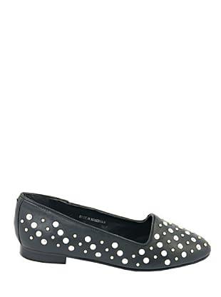 Eye Shoes Sleepers Tachuelas (Negro)