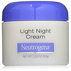 Neutrogena Light Night Cream, 63g