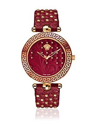 Versace Uhr mit schweizer Quarzuhrwerk Vanitas VK7050013  40.00 mm