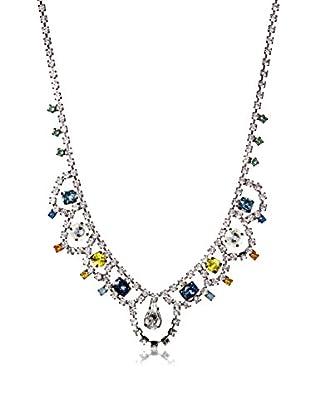 Tova Vintage Inspired Crystal Necklace