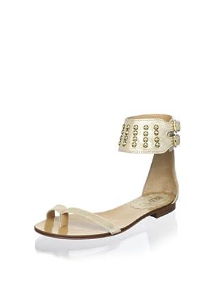 Red Valentino Women's Flat Sandal (Ivory)